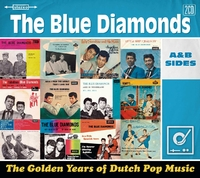 The Golden Years Of Dutch Pop Music: The Blue Diamonds-The Blue Diamonds-CD