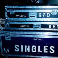 Singles-Maroon 5-CD
