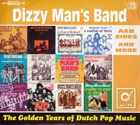 The Golden Years Of Dutch Pop Music: Dizzy Man's Band-Dizzy Man's Band-CD