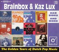 The Golden Years Of Dutch Pop Music: Brainbox & Kaz Lux-Brainbox & Kaz Lux-CD
