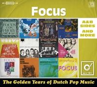The Golden Years Of Dutch Pop Music: Focus-Focus-CD