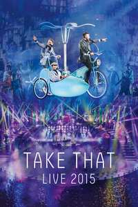 Take That - Live 2015-DVD