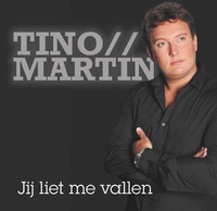 Jij Liet Me Vallen-Tino Martin-CD