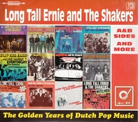 The Golden Years Of Dutch Pop Music: Long Tall Ernie & The Shakers-Long Tall Ernie & The Shakers-CD