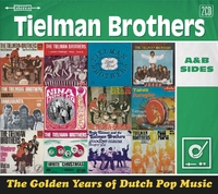 The Golden Years Of Dutch Pop Music: Tielman Brothers-Tielman Brothers-CD