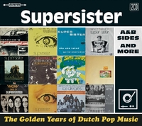 The Golden Years Of Dutch Pop Music: Supersister-Supersister-CD
