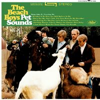 Pet Sounds - Stereo (180GR+Download-The Beach Boys-LP