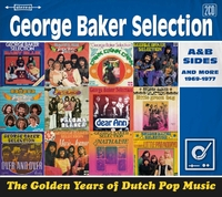 The Golden Years Of Dutch Pop Music: George Baker Selection-George Baker Selection-CD