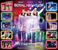 Toppers In Concert 2016 - Royal Night Of Disco-De Toppers-CD