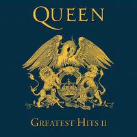 Greatest Hits II-Queen-LP
