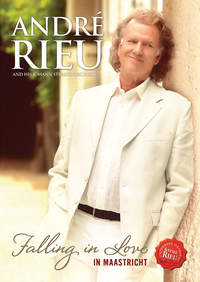 Andre Rieu & Strauss Orchestra - Falling In Love In Maastricht-DVD