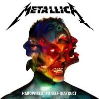 Hardwired...To Self-Destruct-Metallica-CD