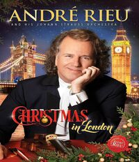 Andre Rieu - Christmas Forever - Live In London-Blu-Ray
