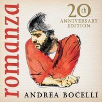 Romanza - 20th Anniversary Edition-Andrea Bocelli-CD