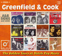 Golden Years Of Dutch Pop Music: Greenfield & Cook-Greenfield & Cook-CD