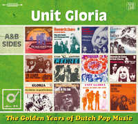 Golden Years Of Dutch Pop Music: Unit Gloria-Unit Gloria-CD