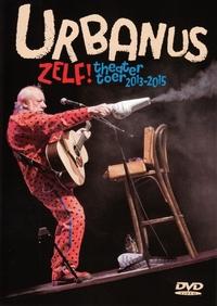 Urbanus - Zelf: Theater Toer 2013-2015-DVD