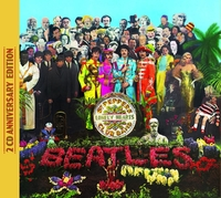 Sgt. Pepper's Lonely Hearts Club Band - Anniversary Deluxe Edition (2 CD)-The Beatles-CD