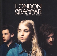 Truth Is A Beautiful Thing-London Grammar-CD