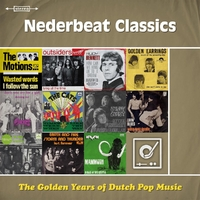 The Golden Years Of Dutch Pop Music: Nederbeat Classics--LP