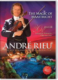 The Magic Of Maastricht: 30 Years Of Rieu-DVD
