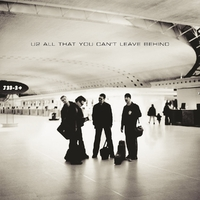 All That You Can Leave Behind 180G-U2-LP