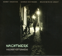 Nachtwerk-Vreemde Kostgangers-CD