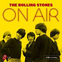 On Air (Deluxe Edition)-The Rolling Stones-CD