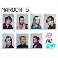 Red Pill Blues-Maroon 5-CD