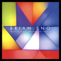 Music For Installations-Brian Eno-LP