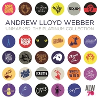 Unmasked: The Platinum Collection-Andrew Lloyd Webber-CD