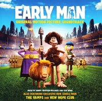 Early Man-Ost-CD
