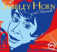 Shirley Horn With Friends-Shirley Horn-CD