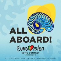 All Aboard! Eurovision Song Contest - Lisbon 2018--CD