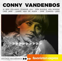 Favorieten Expres - Conny Vandenbos-Conny Vandenbos-CD