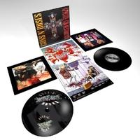 Appetite For Destruction Ltd.Ed.)-Guns N' Roses-LP