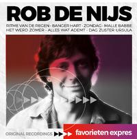 Favorieten Expres - Rob De Nijs-Rob de Nijs-CD