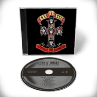 Appetite For Destruction Remastered-Guns N' Roses-CD