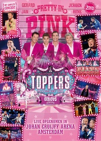 Toppers - Toppers In Concert 2018-Pretty In Pink-DVD