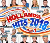 De Grootste Hollandse Hits 2018 / Deel 1--CD