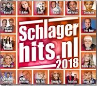 Schlagerhits.nl 2018--CD