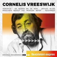 Favorieten Expres - Cornelis Vreeswijk-Cornelis Vreeswijk-CD