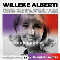 Favorieten Expres - Willeke Alberti-Willeke Alberti-CD