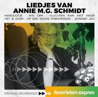 Favorieten Expres - Liedjes Van Annie M.G. Schmidt--CD