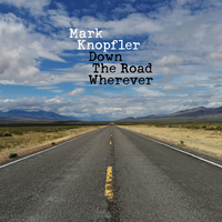 Down The Road Wherever-Mark Knopfler-CD