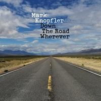 Down The Road Wherever-Mark Knopfler-LP