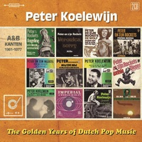 The Golden Years Of Dutch Pop Music: Peter Koelewijn En Zijn Rockets-Peter Koelewijn En Zijn Rockets-CD