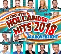 De Grootste Hollandse Hits 2018 - Jaaroverzicht--CD