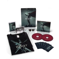 Resist (Ltd.Boxset+T-Shirt M)-Within Temptation-CD