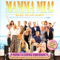 Mamma Mia! Here We Go Again (Ost) (--CD